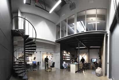 Toyota Design Studio in Mjölby